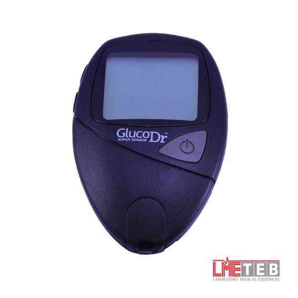 دستگاه تست قند خون گلوکو داکتر مدل Super Sensor
